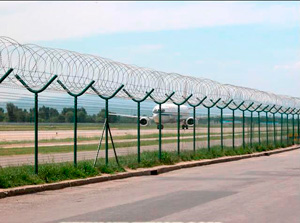 Rolabik Ventures Limited Razor Wire Project Lagos Nigeria