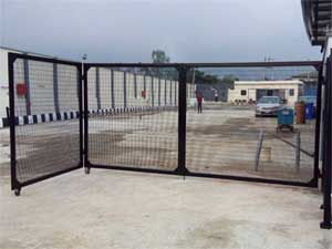 Fence mesh wire in Lagos Nigeria by Rolabik Ventures Limited