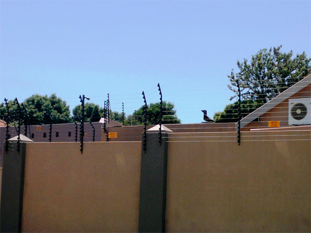 Electric fence system project